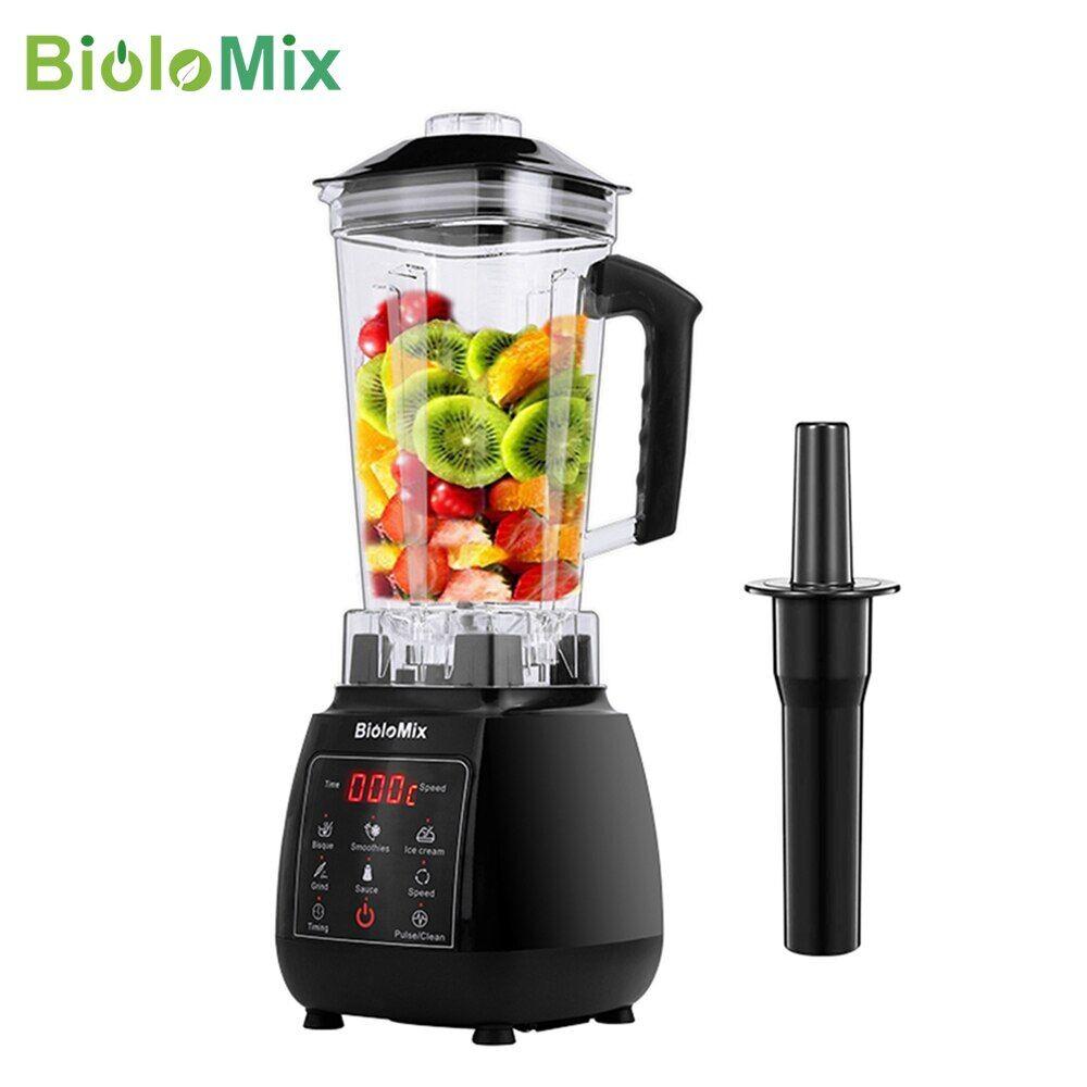 AliExpress Mixeur digital professionnel 3HP sans BPA 2 LItres avec touche tactile, robot de cuisine blender,