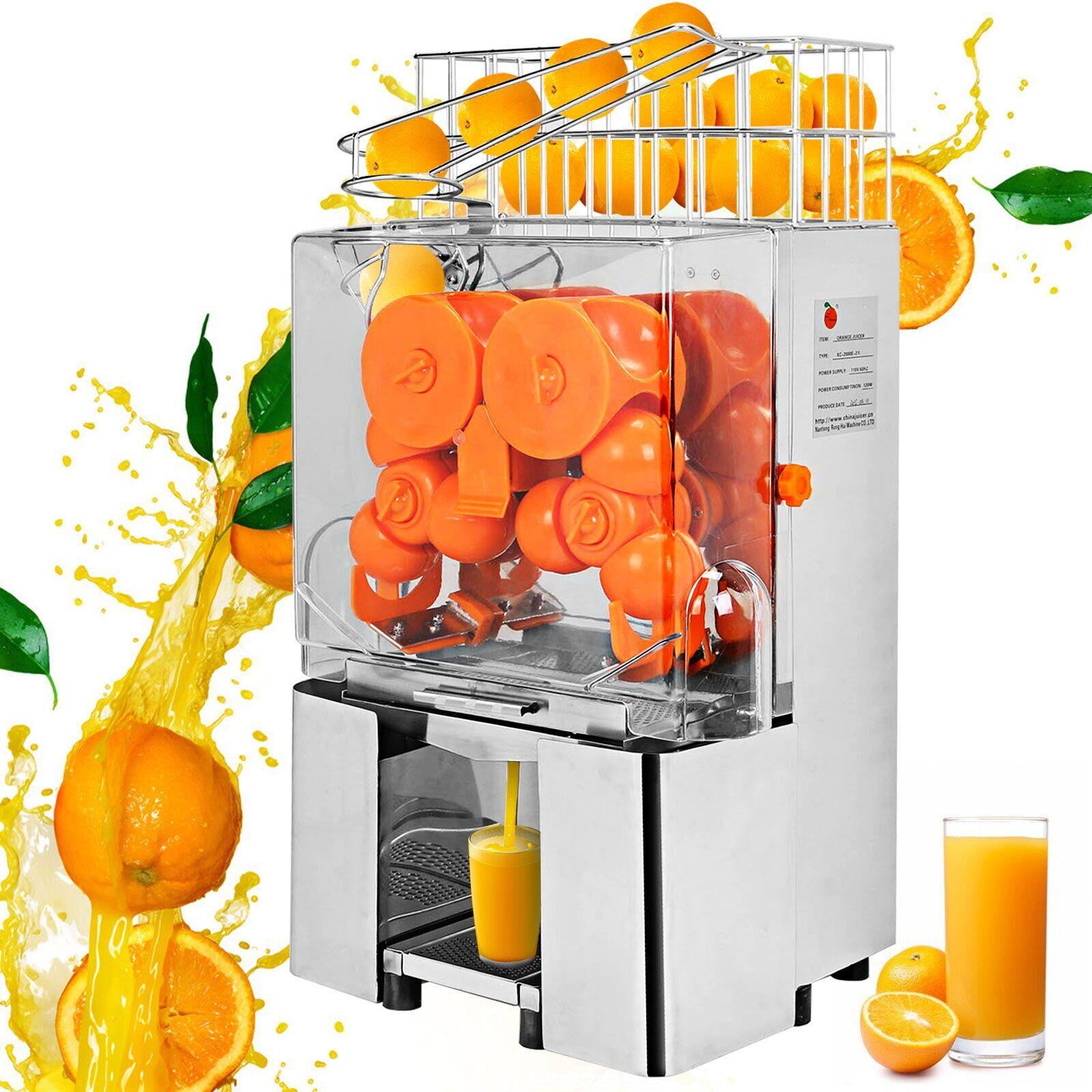 AliExpress VEVOR – extracteur de jus électrique pour Orange, Mini mélangeur en verre Portable, presse-agrumes