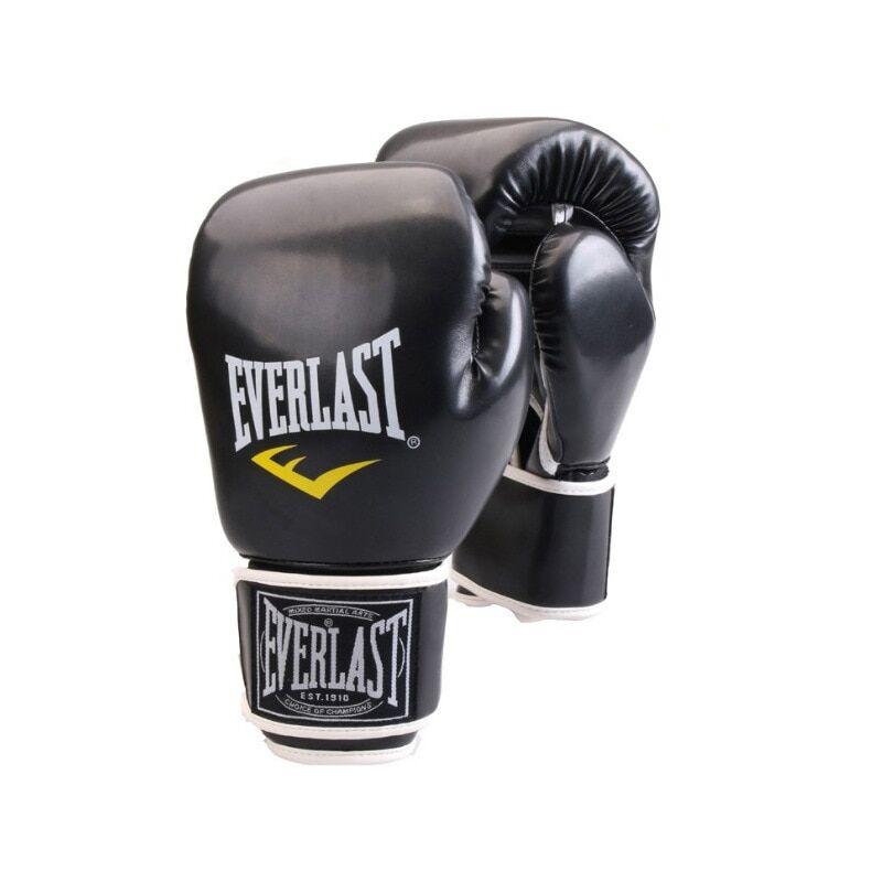 AliExpress Gants de boxe MMA Muay Thai en PU pour hommes et enfants, équipement de combat Sanda Kickboxing,