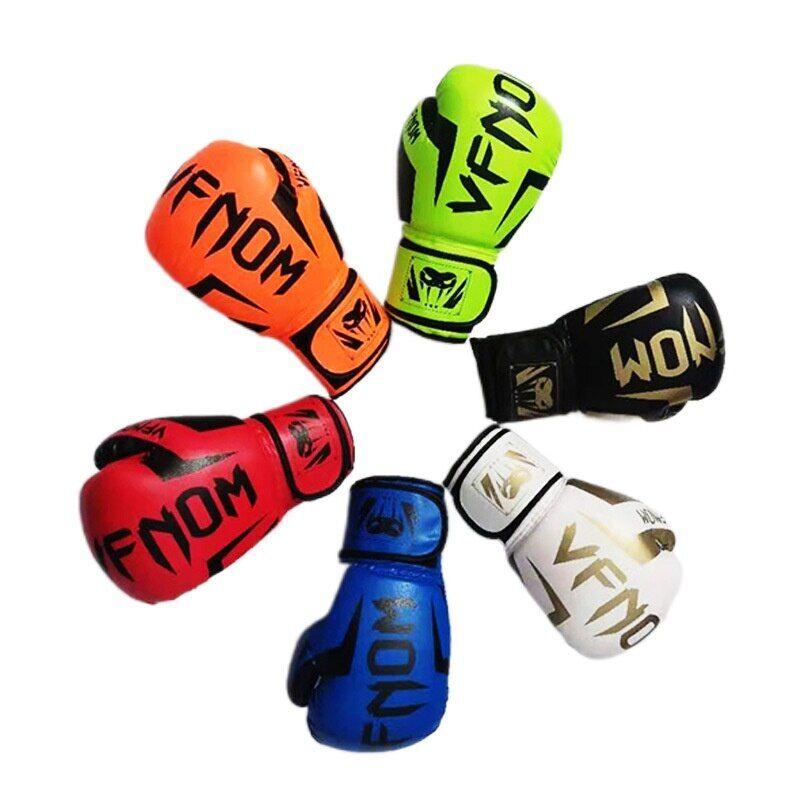 AliExpress Gants de boxe pour adultes Sanda, entraînement Muay Thai, entraînement de la puissance musculaire