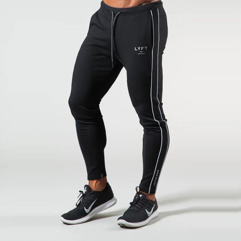 AliExpress Pantalon de Sport pour hommes, japonais, Fitness, jogging, course, entraînement, survêtement, Cargo