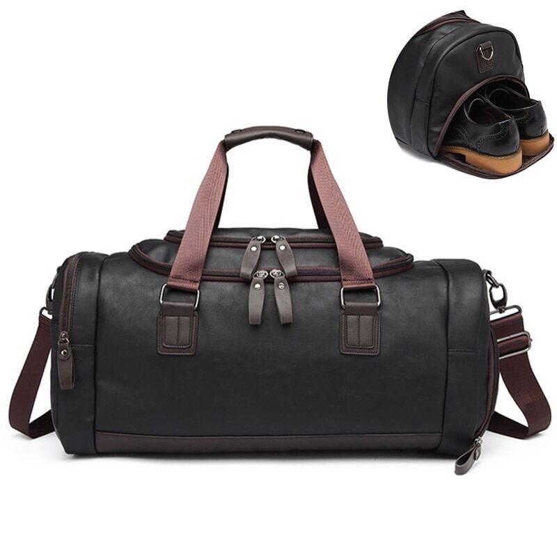 AliExpress Sac de Sport en cuir PU, sacoche à bandoulière pour Fitness, gymnastique, Gadgets de Fitness