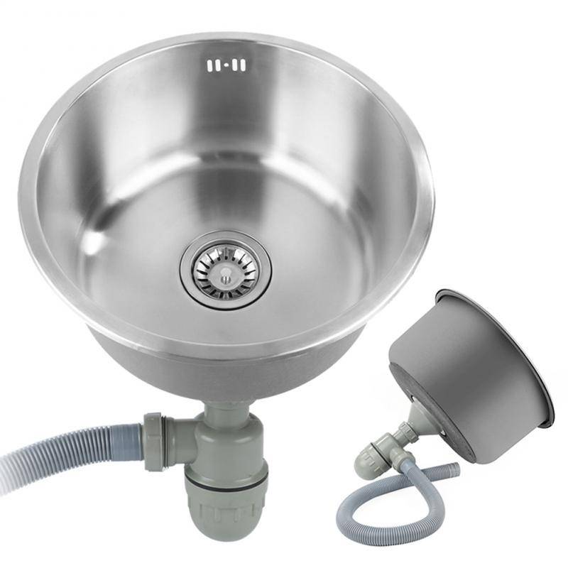 AliExpress vier de cuisine en acier inoxydable 304, amélioration de l'habitat, lavage des légumes, accessoires