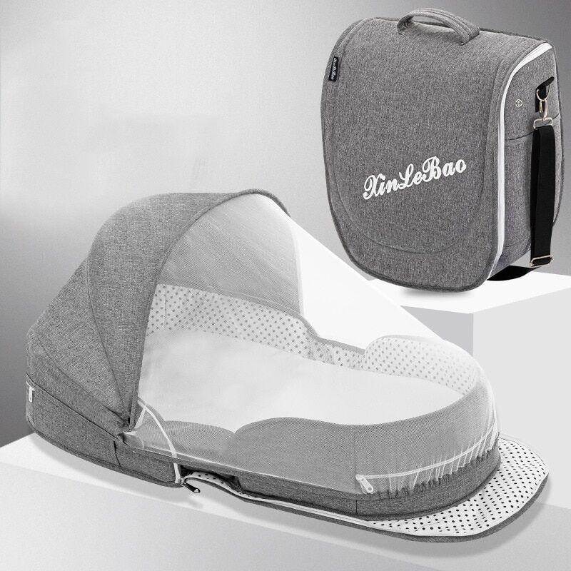 AliExpress Lit de bébé portatif, couffin multi-usage pour voyager avec un nouveau-né, berceau portable, avec
