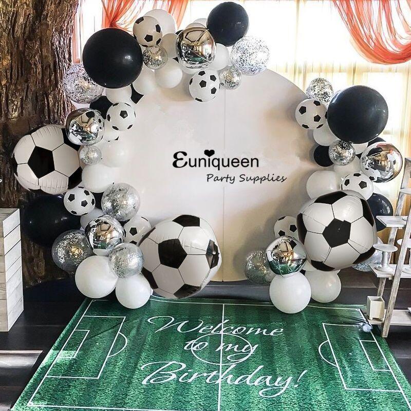 AliExpress Décoration de fête de football pour garçons, en arc, ballon pour adultes, à thème sport, ballon pour