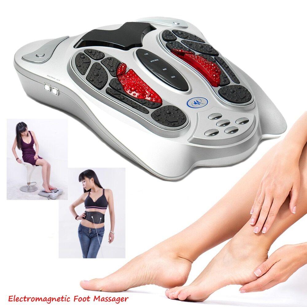 AliExpress Appareil électrique de Massage des pieds, Acupuncture à infrarouge lointain, Shiatsu, Circulation