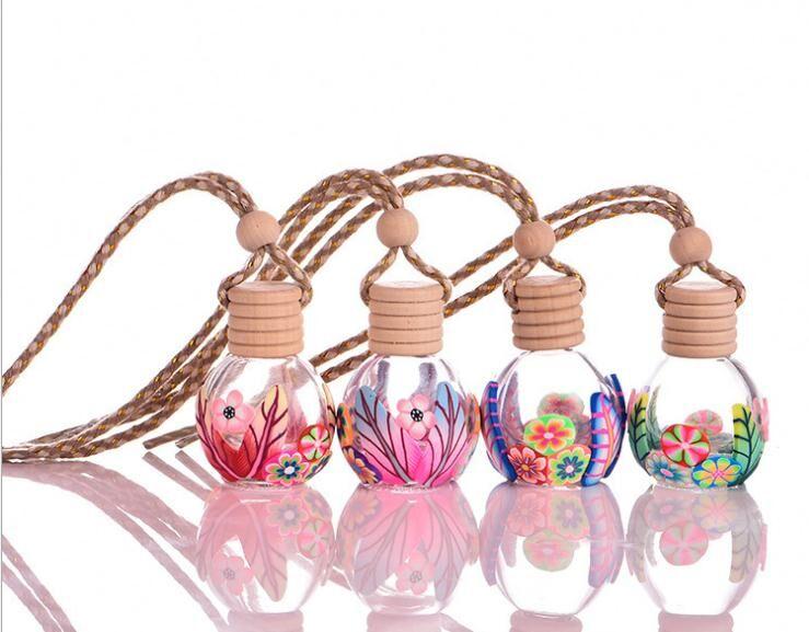 AliExpress 15 bouteilles en verre d'argile polymère, 10 pièces/lot, flacons de parfum, huile essentielle,