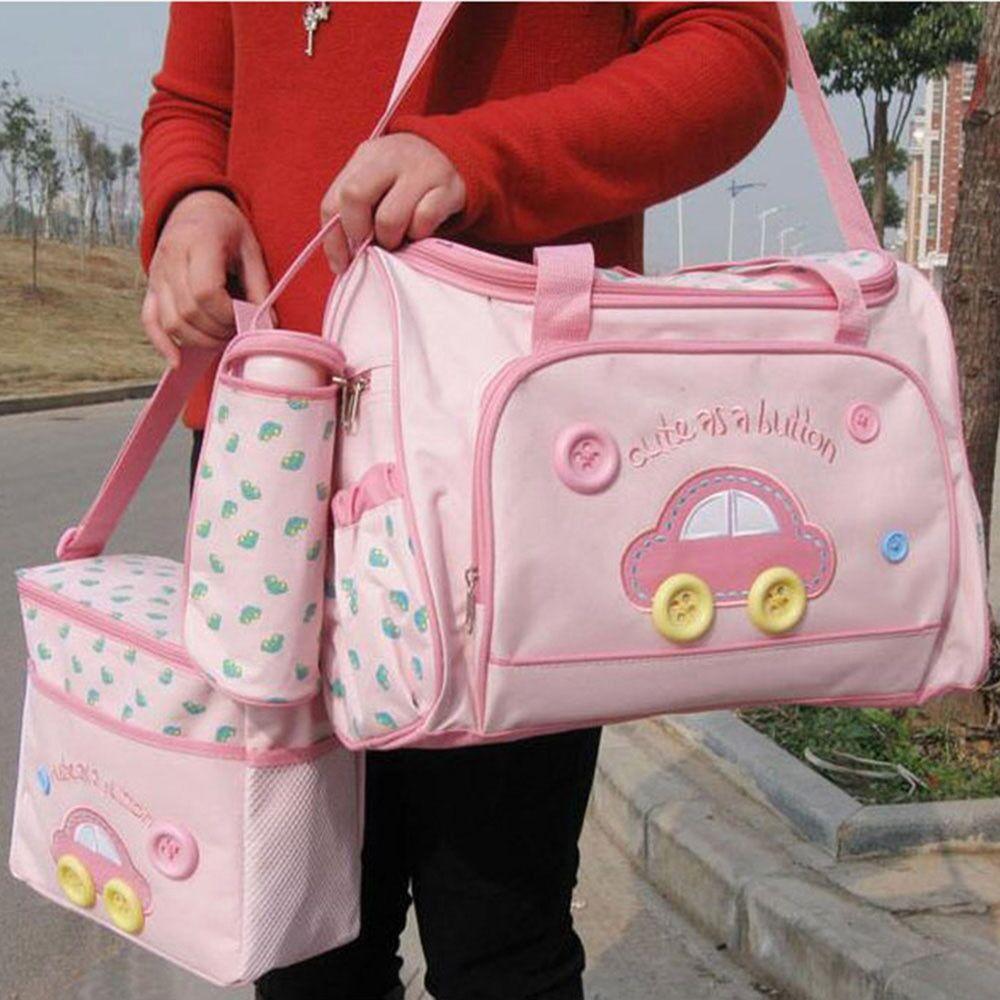AliExpress Sac de maternité pour bébé, sac de 3 couches pièces/ensemble, paquet de changement de couche-culotte