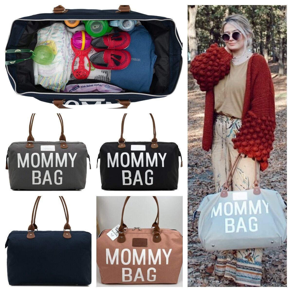 AliExpress Mommy Bag Sac à Main Organisateur Pour Maman et Enfant 3 Bouteilles isolées 1 Couche Pouch