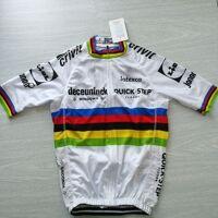julian Maillot de cyclisme en Jersey respirant pour l'été, 2021, Champion du monde, julia Alaphilippe, <br /><b>21.41 EUR</b> AliExpress - FR