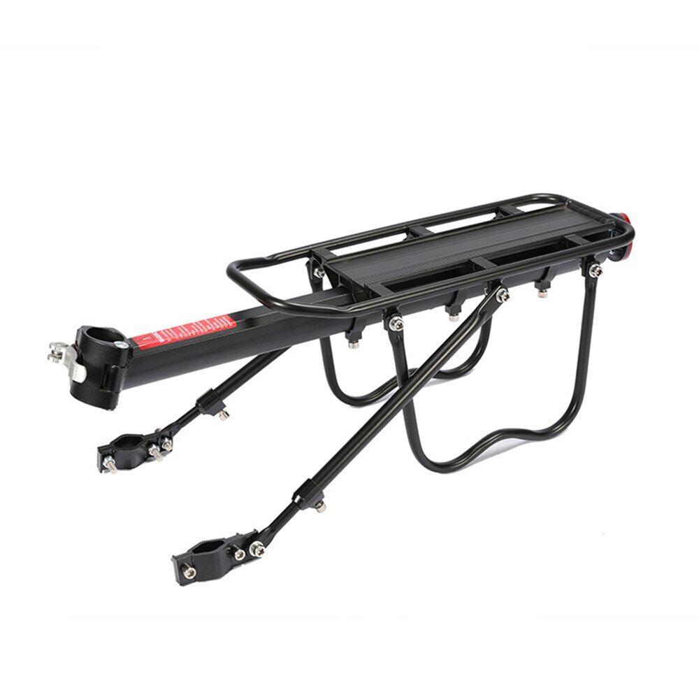 AliExpress Porte-bagages de vélo 25-50kg, étagère arrière de vélo, tige de selle, support de sac, outils