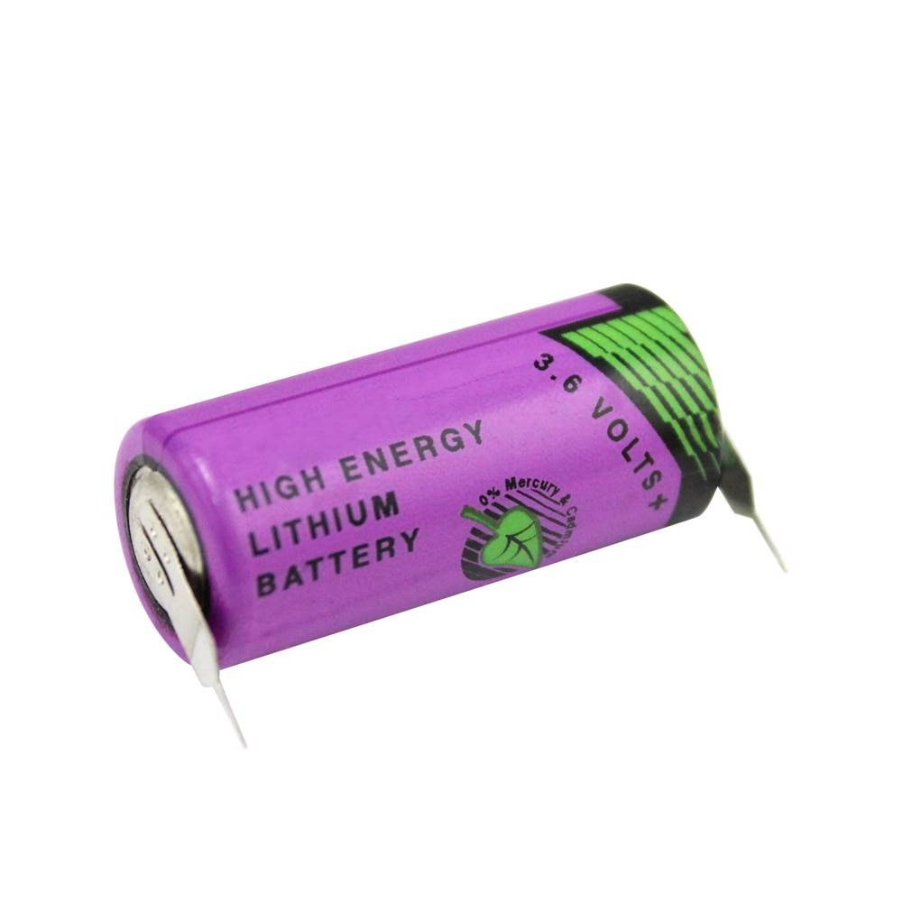 AliExpress 2 PIÈCES TL-4955 Mémoire Sauvegarde PLC Batterie TL-5155 2/3AA 3.6V Batterie Au Lithium pour TADIRAN