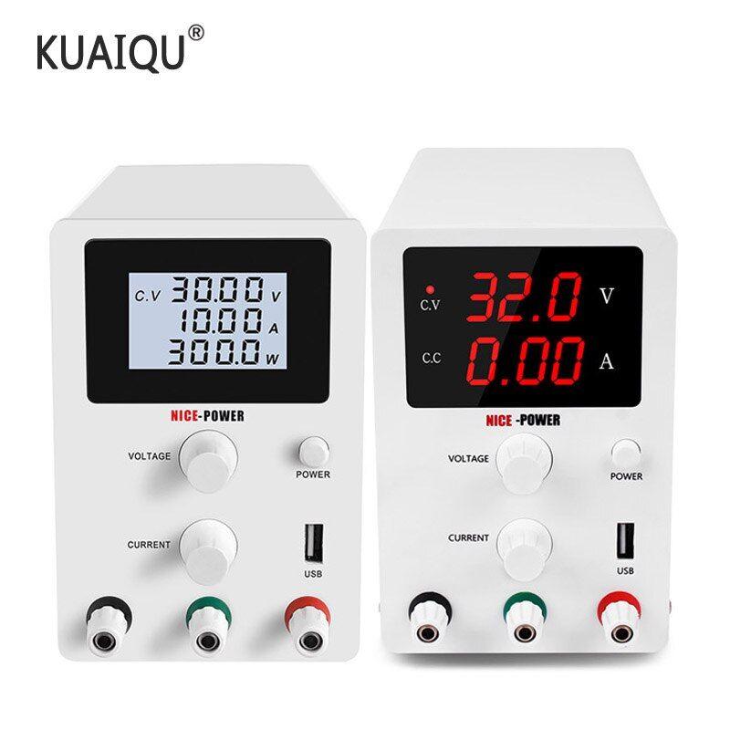 AliExpress Régulateur de tension d'alimentation cc à commutation numérique LCD, réparation en laboratoire,