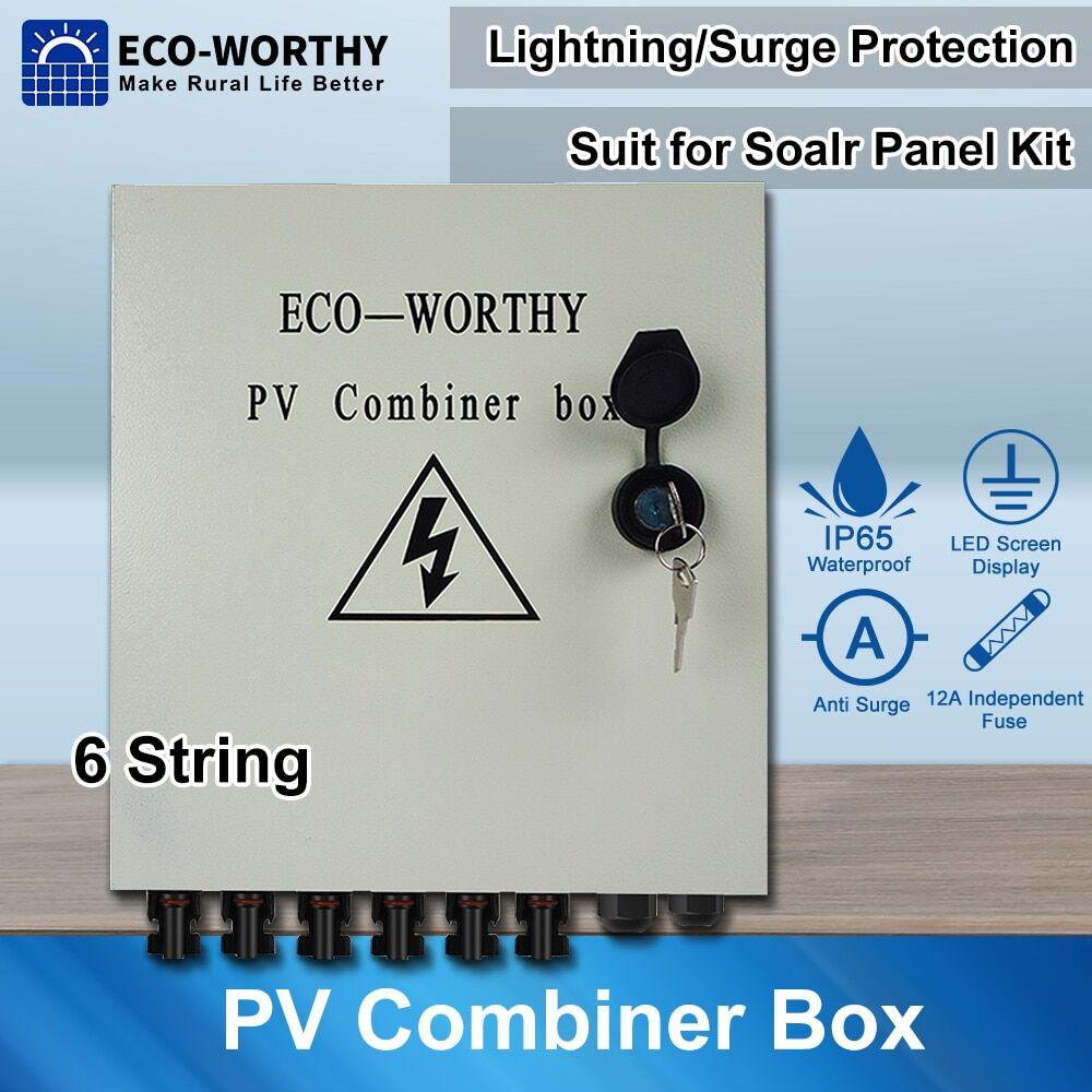 AliExpress Protection contre la foudre de montée subite de disjoncteurs de la boîte W de combinaison de rangée