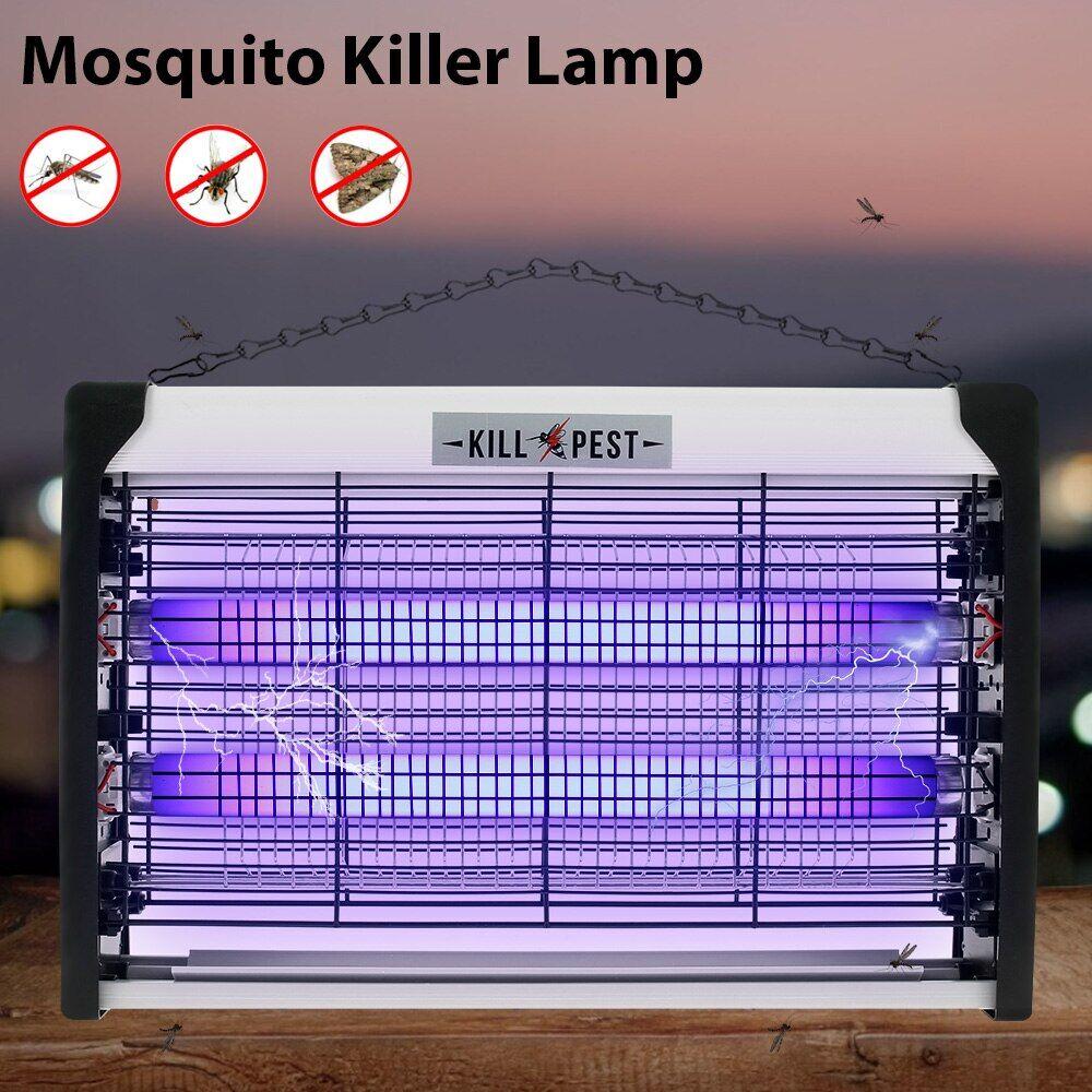 AliExpress Lampe électrique anti-moustiques, 20W, électronique d'intérieur, piège à insectes, mites, mouches,