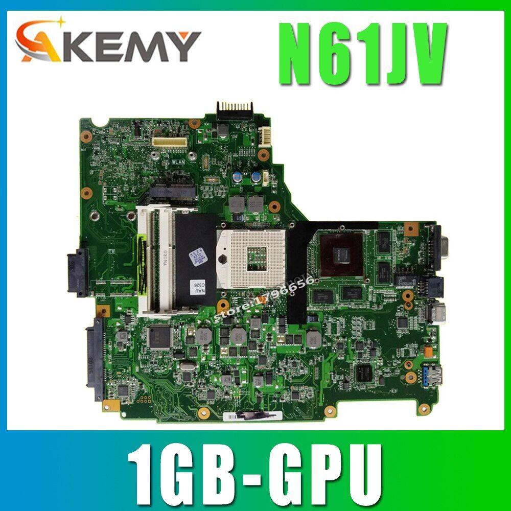 asus N61JV carte mère REV:2.0 1GB pour ASUS N61J N61JV N61JQ N61JA ordinateur portable carte mère N61JV