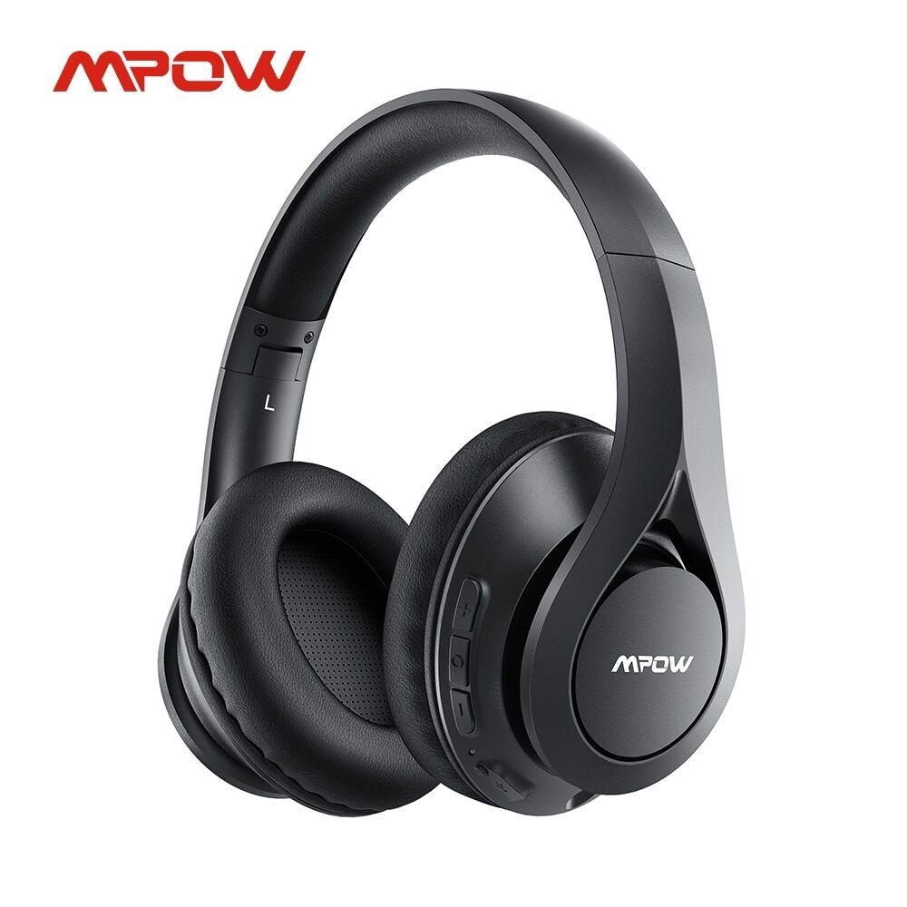 AliExpress Mpow 059 Pro/Lite – écouteurs sans fil Bluetooth 5.0, 60h d'autonomie, Hi-Fi, son stéréo, CVC 6.0,