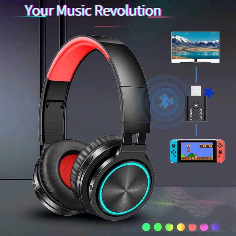 AliExpress ecouteurs sans fils couteurs sans fil support Bluetooth avec micro, casque d'écoute de jeu, son
