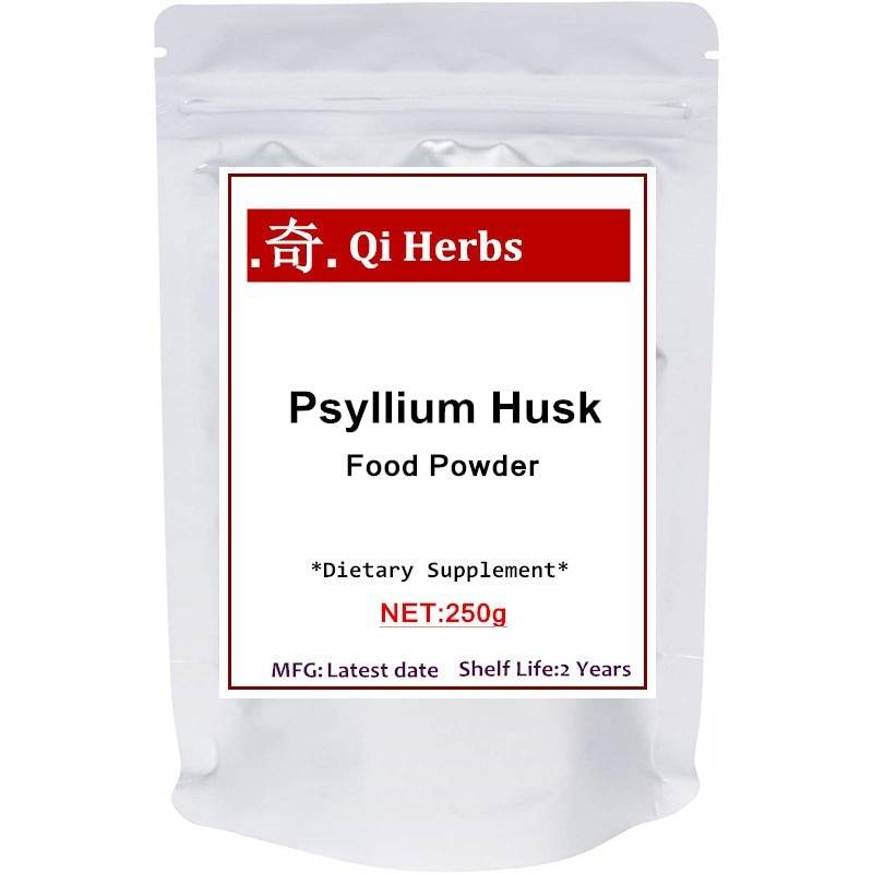 AliExpress Poudre de cosse de Psyllium organique, fibres naturelles