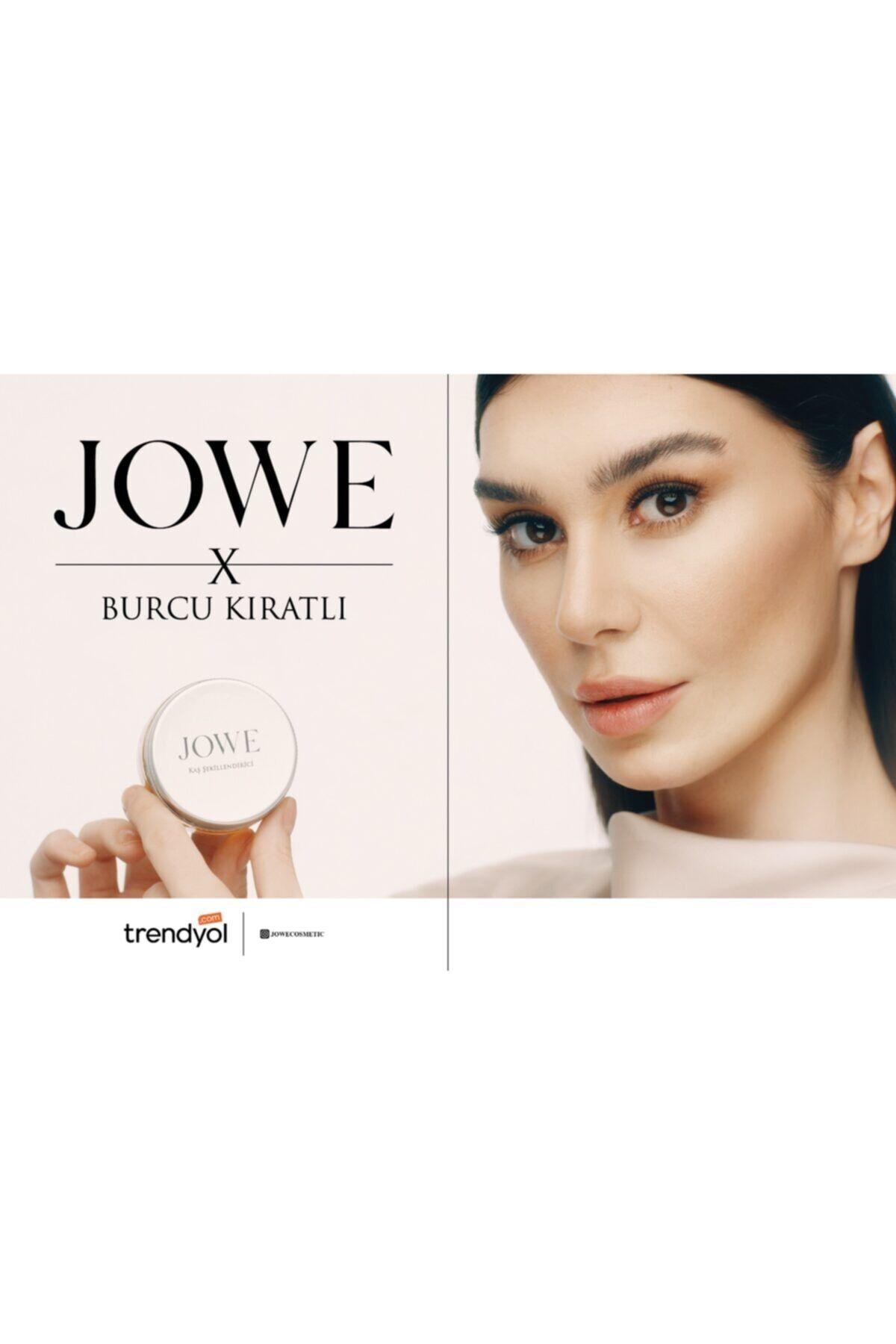 AliExpress Jowe – cire modelante pour les sourcils, kératine, biotine, vitamine E, tenue permanente, efficace
