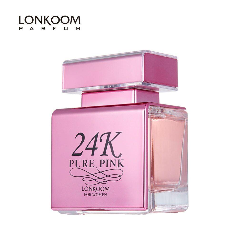 AliExpress LONKOOM – Parfum arabe EDP 24K pour femmes, parfum de musc blanc pour hommes et femmes, déodorant