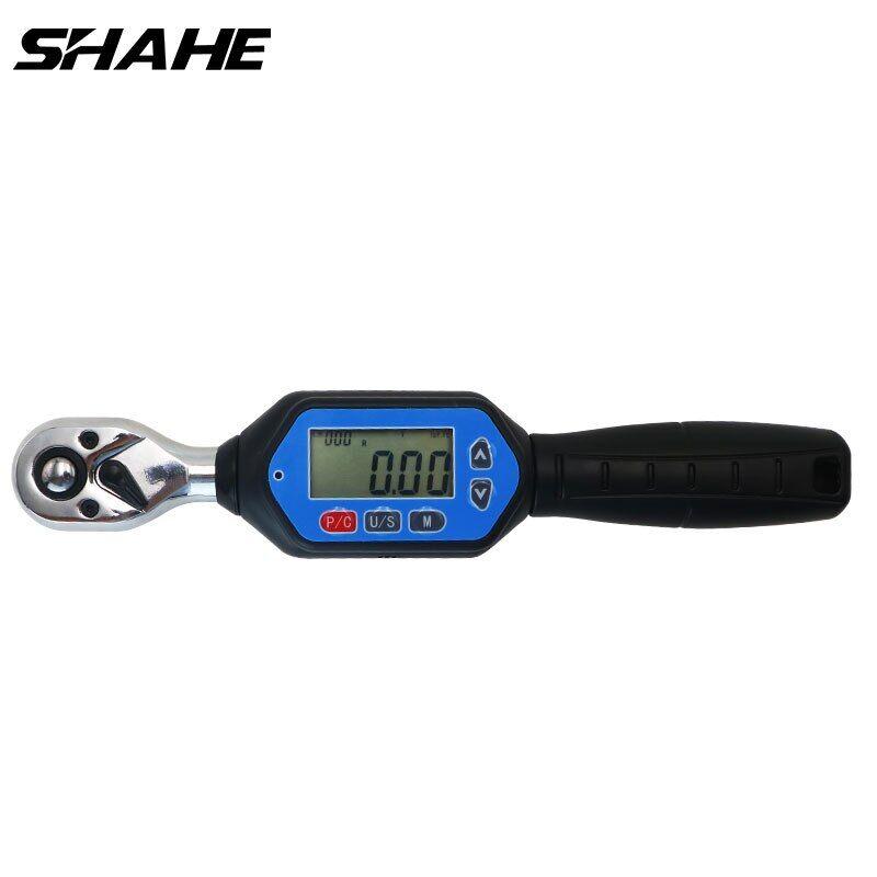 """AliExpress Shahe – Mini clé dynamométrique, 1/4 """"3/8"""" 1/2 """", Portable, bidirectionnel, tête à cliquet, outils à"""