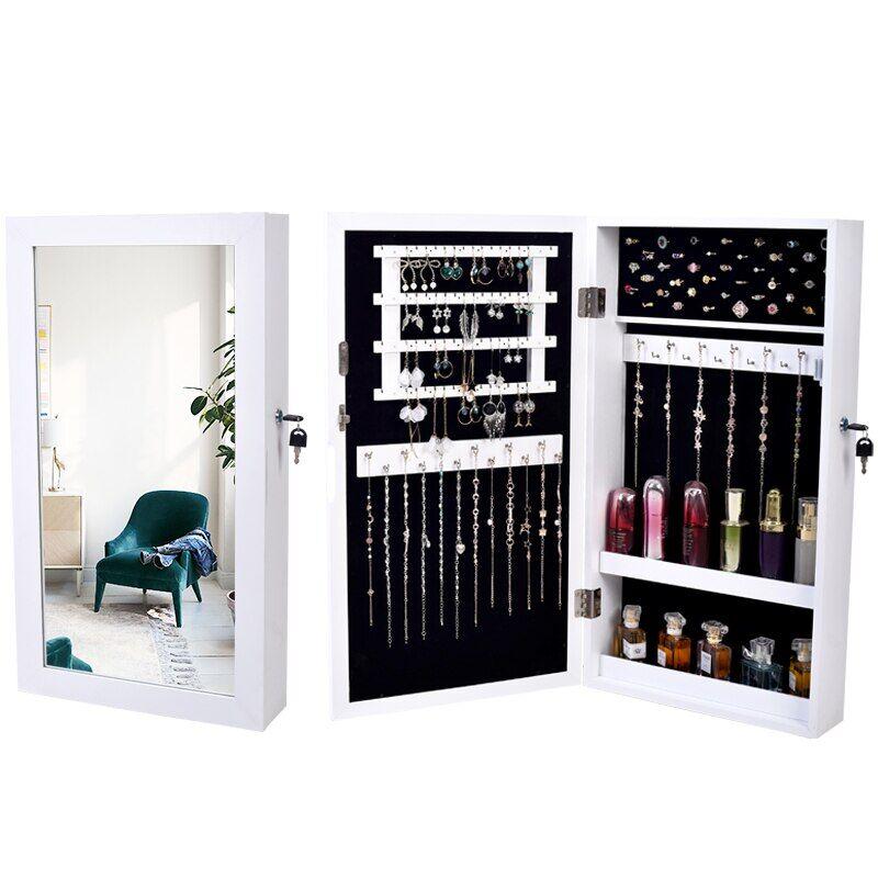 AliExpress KingYee cosmétique maquillage miroir décoratif cadre Photo stockage objectif bijoux