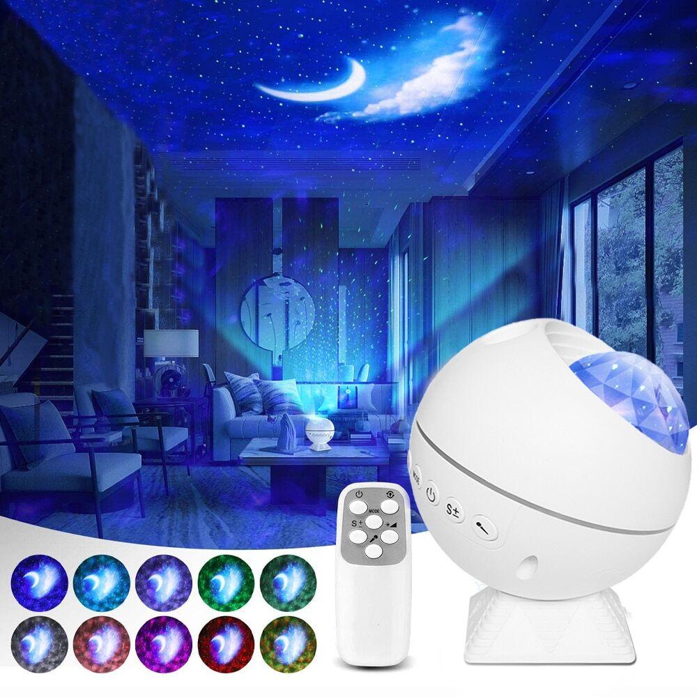 AliExpress Projecteur de ciel étoilé et de galaxie, éclairage de l'espace, veilleuse Led Usb, cadeau pour