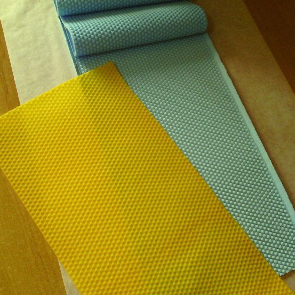 AliExpress Cire d'abeille en Silicone pour apiculteur, moule, Flexible, pour Machine, feuilles de base, presse,