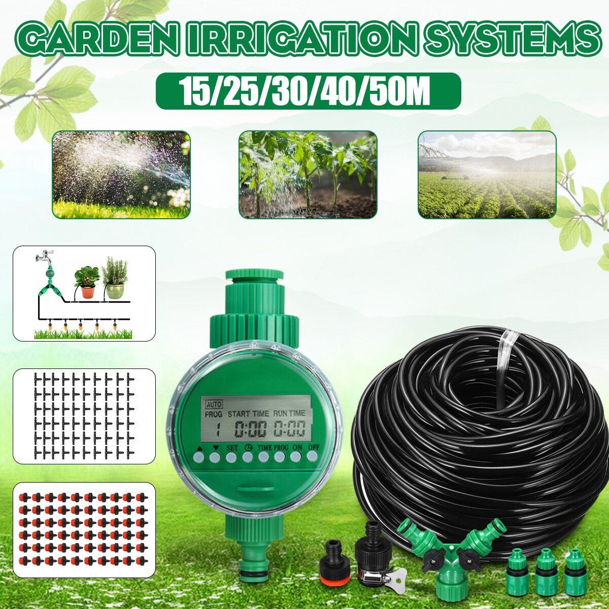 AliExpress Système d'arrosage automatique intelligent avec minuterie, irrigation et soins pour bonsaï, plantes