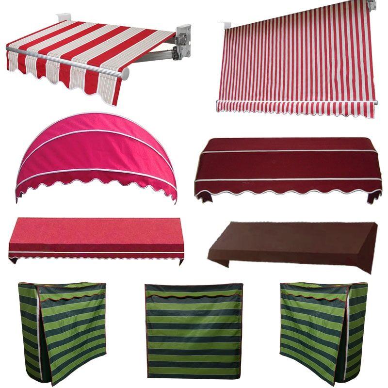 AliExpress Tewango – auvent d'extérieur personnalisé, rideau de magasin en tissu imperméable, couverture