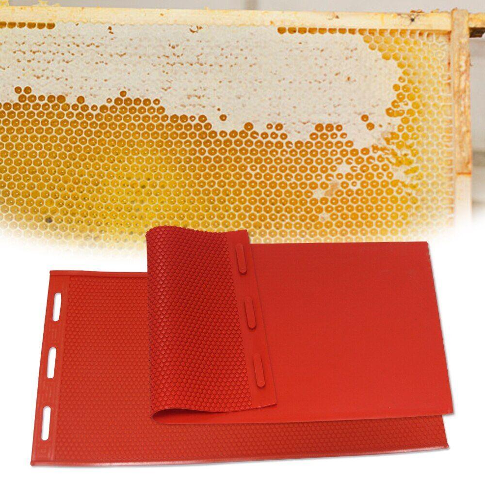 AliExpress Moule de presse de fond de teint en cire d'abeille en Silicone Flexible pour apiculteur