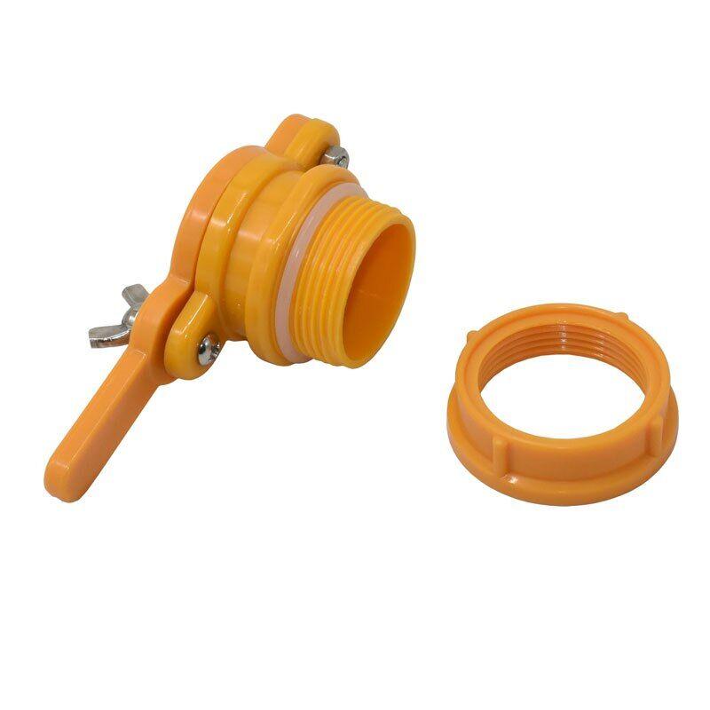 AliExpress Porte de robinet style européen pour l'apiculture, 5 pièces, outil d'extraction du miel adapté aux