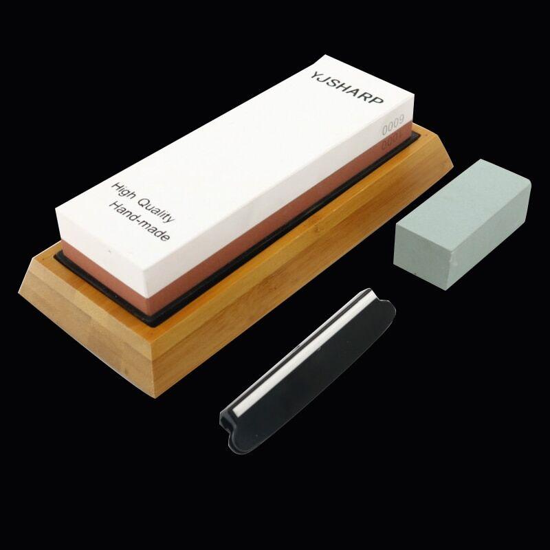 AliExpress ADAEE – pierre à aiguiser les couteaux japonaise Premium, pierre à eau à 2 faces, grain 1000 6000,