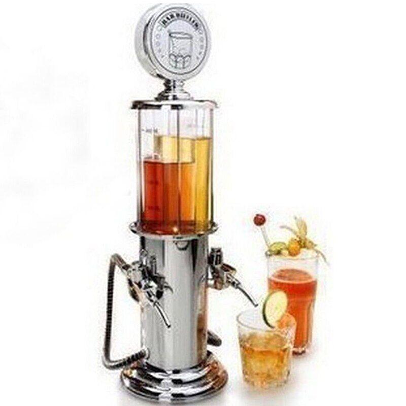 AliExpress Distributeur de jus de bière et d'alcool, pompe à alcool, Station-service, Bar, famille, boisson,