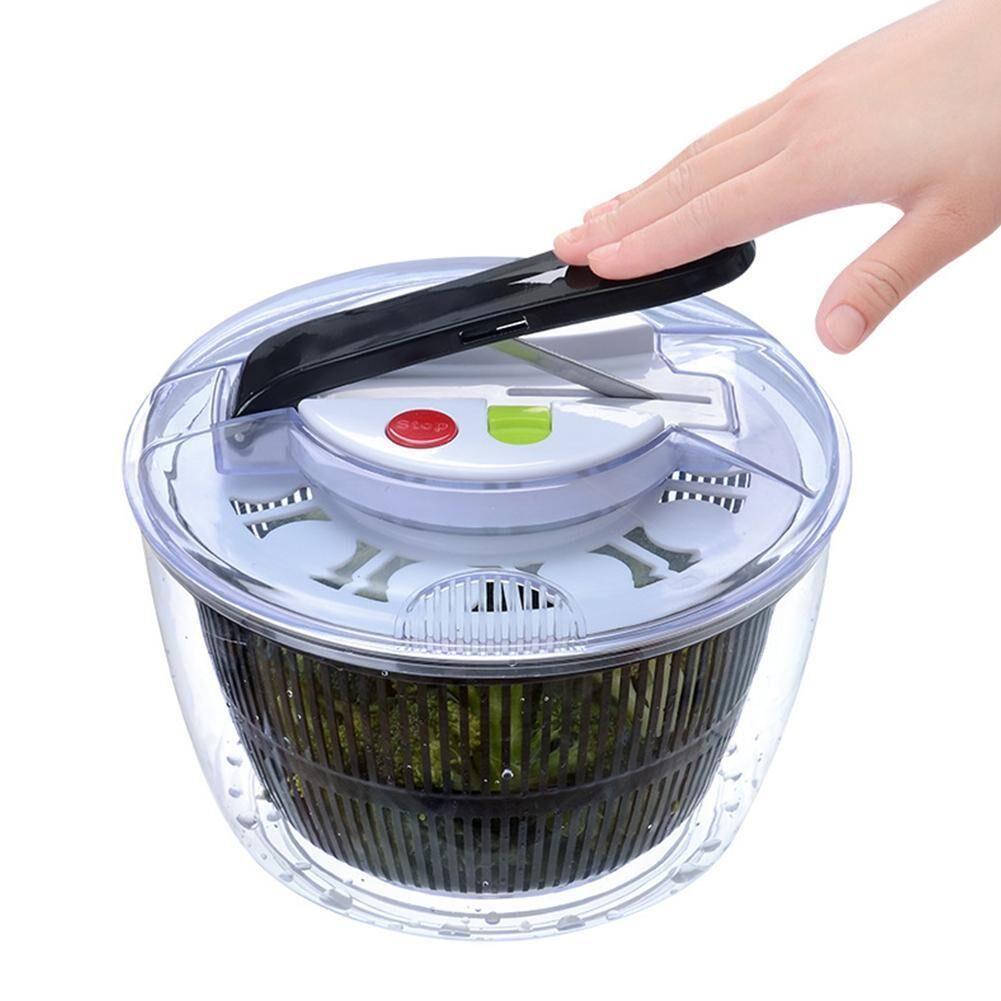 AliExpress Déshydrateur de légumes de grande capacité, Type presse à salade bol à Spinner bol à fruits