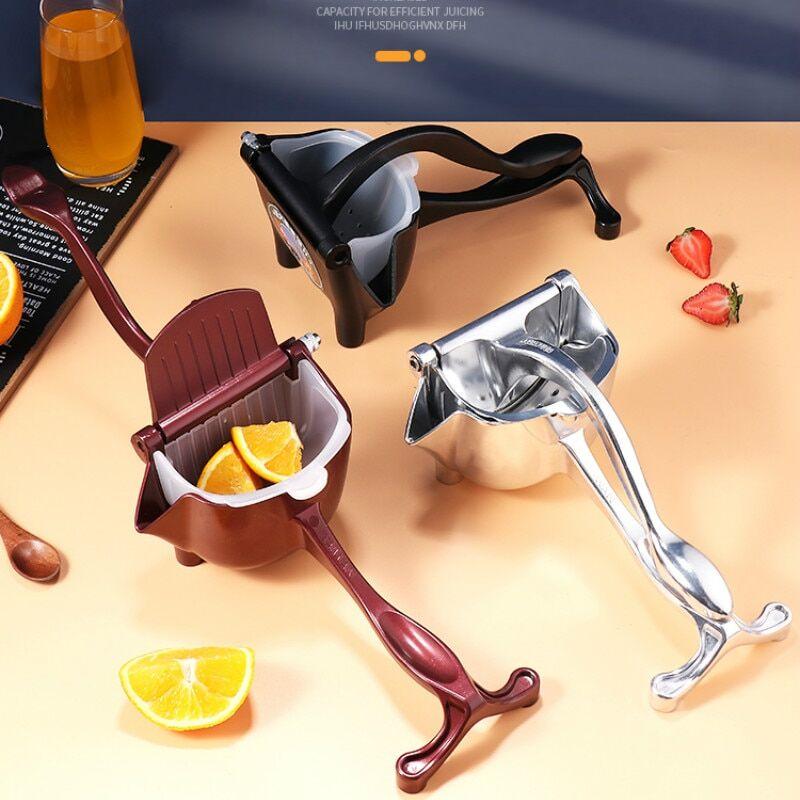 AliExpress Presse-Citron manuel en acier inoxydable, extracteur de jus en métal, Orange, outils de Citron,