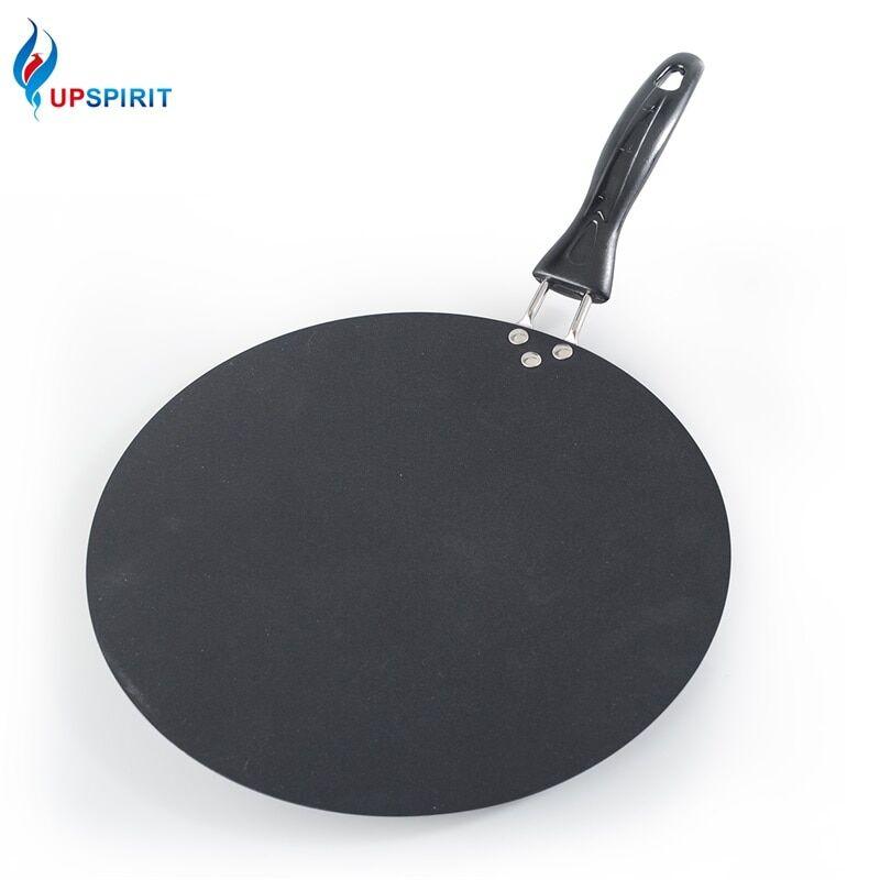 AliExpress Upspirit – poêle à crêpes antiadhésive de 30cm, plaque ronde en fer pour la cuisson des œufs, des
