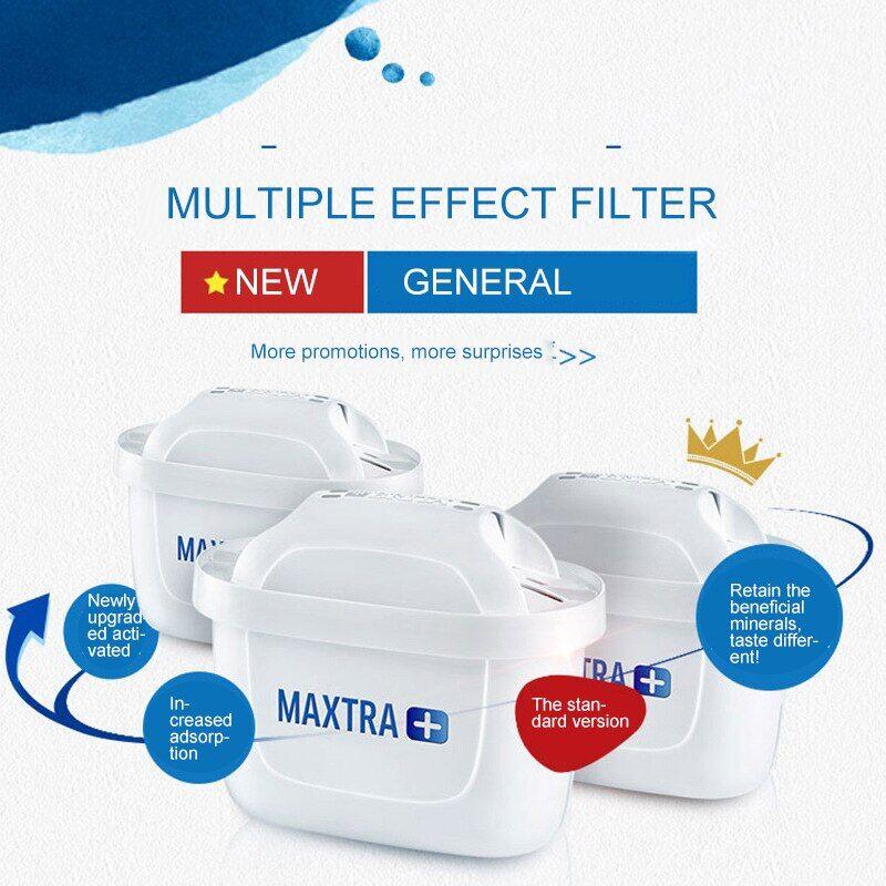 AliExpress Filtre de purificateur d'eau Maxtra +, 3 générations, multi-effets, technologie allemande, pour
