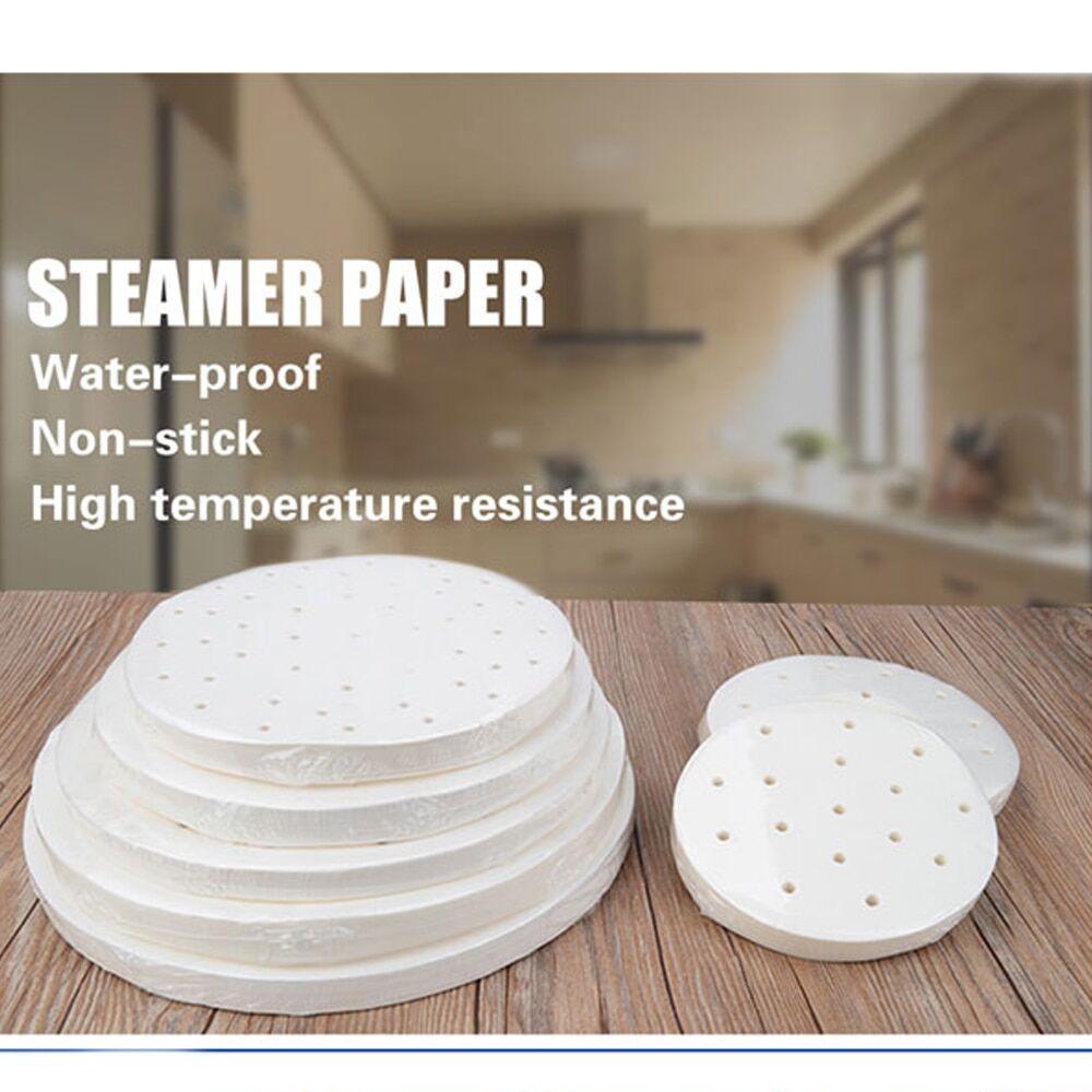 AliExpress Utilisation en cuisine Machine à presser les hamburgers 2000pcs Papier absorbant l'huile 100mm/130mm