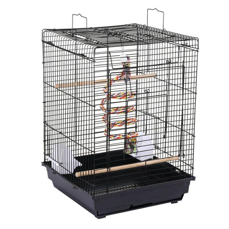 AliExpress Cage à oiseaux en fil métallique, livraison rapide, Agapornis pour Calopsita, perroquet, nids