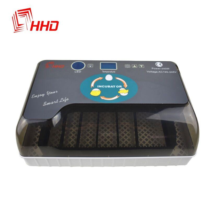 AliExpress La plus récente machine d'incubateur d'incubateur d'incubateur de ferme Livraison gratuite 4-35
