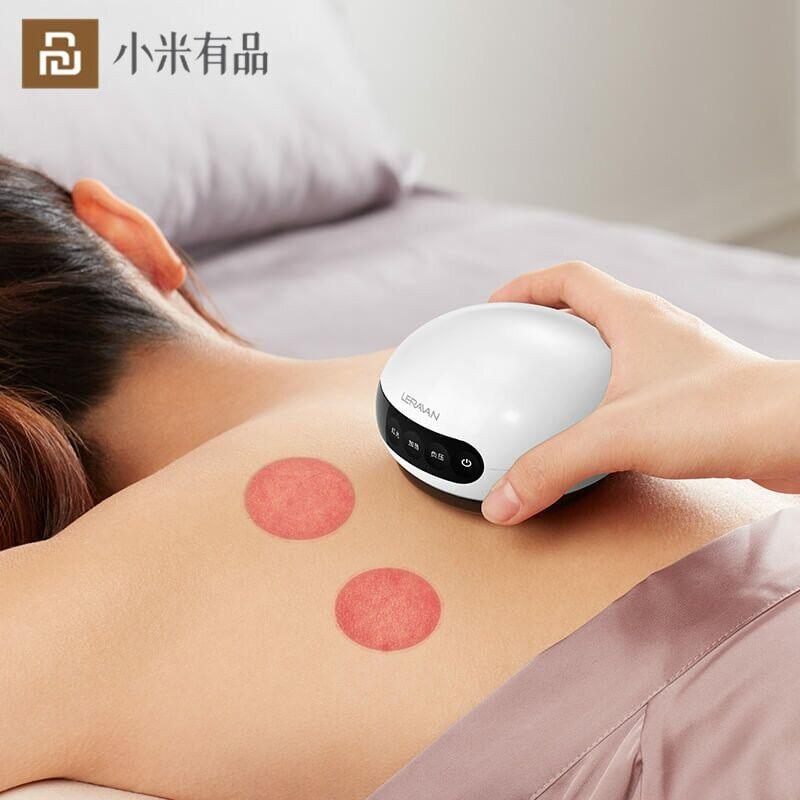 AliExpress Leravan – appareil de massage électrique Gua Sha à infrarouge intelligent, appareil de