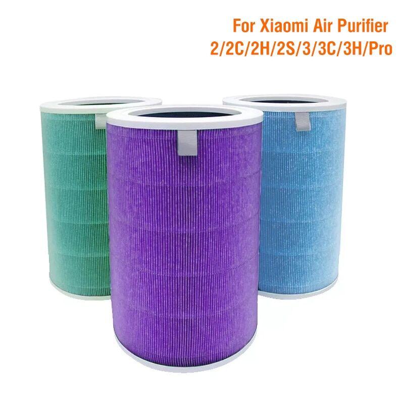 AliExpress Xiaomi – filtre Hepa PM2.5 pour purificateur d'air, filtre à charbon actif, pour Xiaomi 2 2C 2H 2S 3