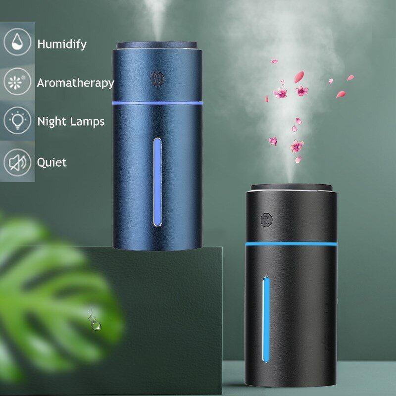 AliExpress Diffuseur d'arôme ultrasonique pour maison, humidificateur USB, brumisateur de voiture avec