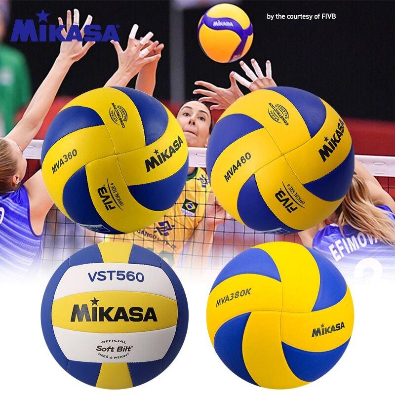 Mikasa – ballon de volley-Ball intérieur et extérieur, approuvé par la FIVB, d'origine, MVA360,