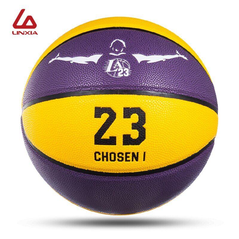 AliExpress Ballon de basket-Ball professionnel en PU, taille 7/6/5, pour enfant, entraînement en extérieur et