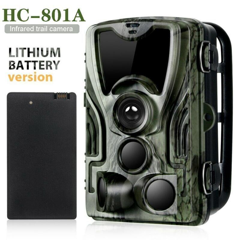 AliExpress Caméra de chasse et de suivi des sentiers du gibier HC801A, étanche IP65, avec batterie au Lithium