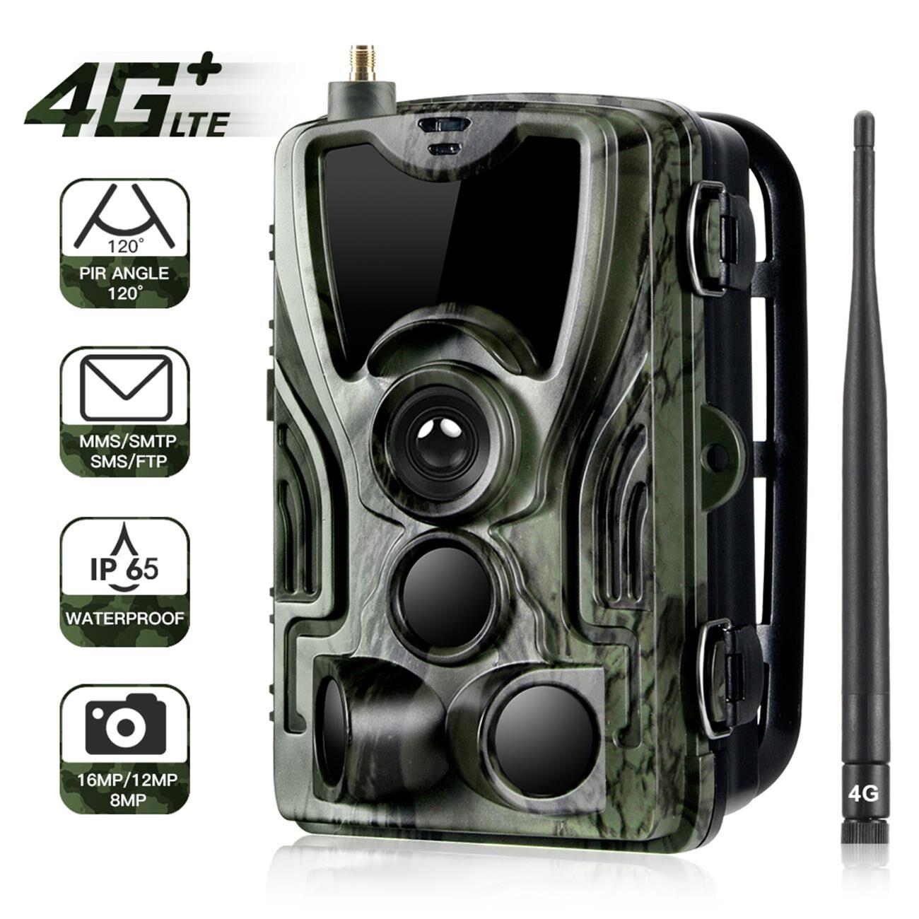 AliExpress Caméra de chasse et de suivi des sentiers 4G MMS 20MP 1080P, sans fil, Surveillance de la faune,