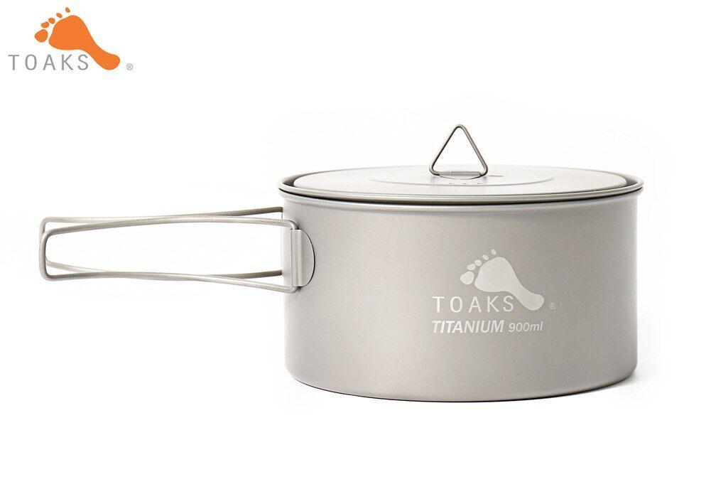 AliExpress TOAKS POT-900-D130 pur titane Camping casseroles en plein air, peut être utilisé comme tasses, bols